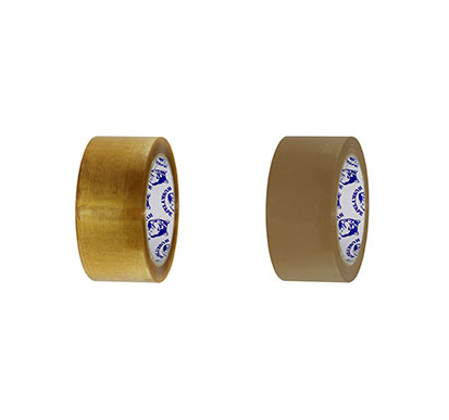 GreenPak Packaging - Adhesive Tape - Packing Tape Clear and Brown